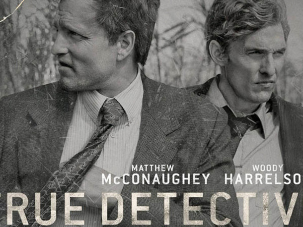 マシュー・マコノヒー&ウディ・ハレルソン/「TRUE DETECTIVE」-(C)2014 Home Box Office, Inc. All rights reserved. HBO(R) and related channels and service marks are the property of Home Box Office, Inc.