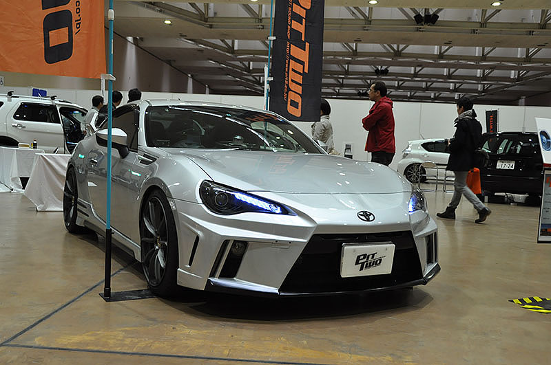 TOYOTA 86 by PIT TWO