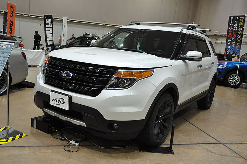 FORD Explorer by FIST