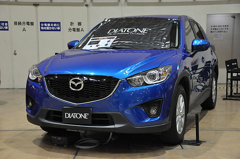 MAZDA CX-5 by DIATONE