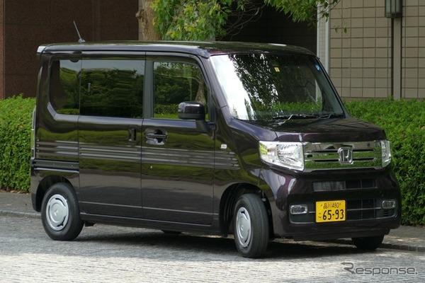 ホンダ n バン Hondaの軽自動車Nシリーズ|Honda公式サイト