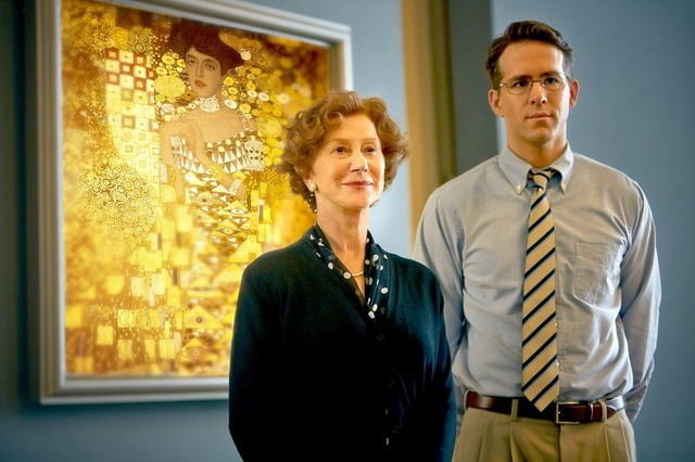 『黄金のアデーレ 名画の帰還』(c)THE WEINSTEIN COMPANY/BRITISH BROADCASTING CORPORATION/ORIGIN PICTURES(WOMAN IN GOLD)LIMITED 2015