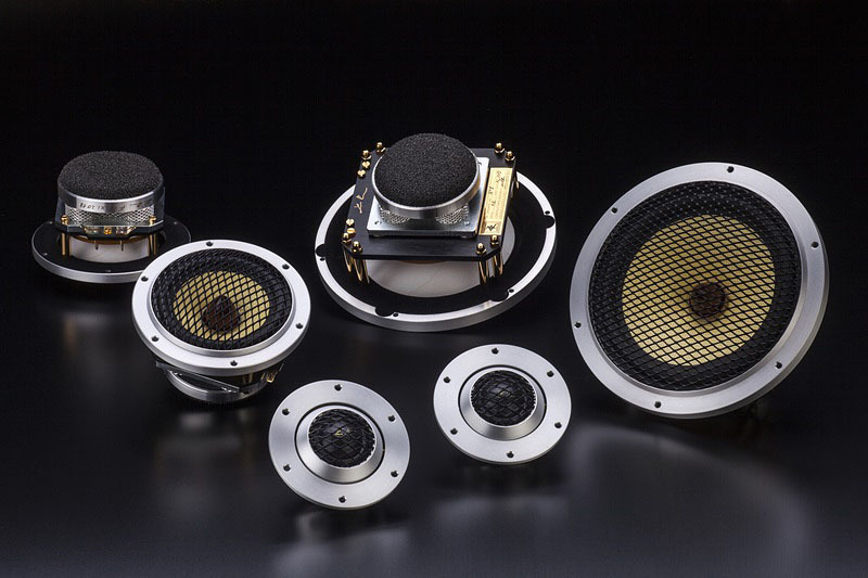 ZR Speaker Lab・ZR Extravagance Series