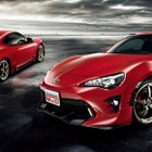 TRD、新型 86 用各種パーツを発売…エアロパーツのデザインを一新 画像