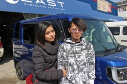 car audio newcomer! DAIHATSU WAKE(オーナー・峯 義貴さん) by EAST 前編 画像