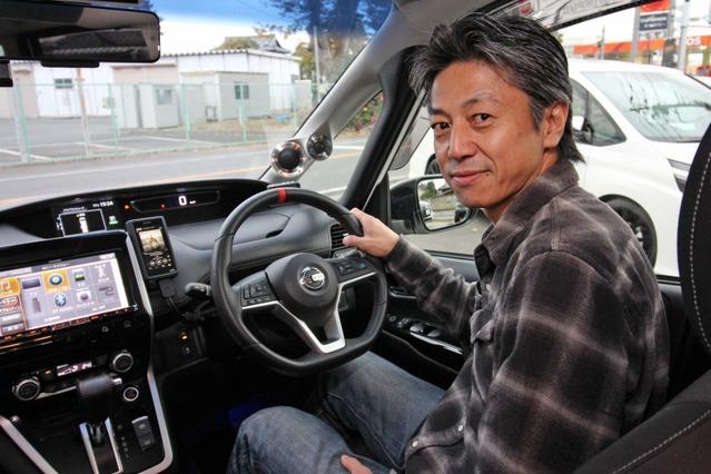 1年程度の短い期間でシステムアップを果たしたオーナーの恩田さん。すでに次のシステム変更を考えているという。