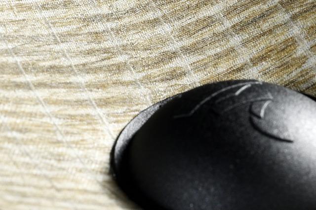 FLAXシリーズの特徴である麻を用いたWサンドウィッチコーン