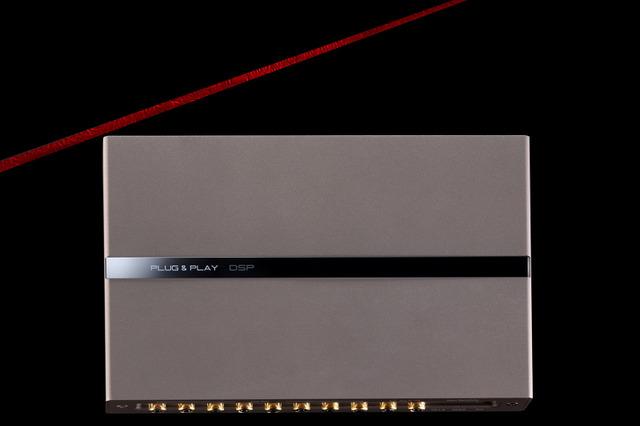 単体DSPの一例(プラグアンドプレイ)。