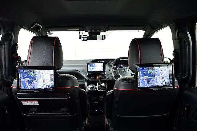 ファミリーカーの必需品、車載リアモニターの選び方を徹底解説!+おすすめ10選