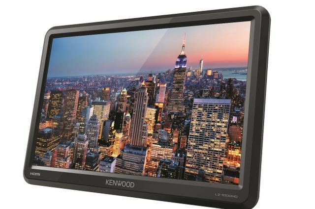 ケンウッド 10.1V型HDリアモニター LZ-1000HD 価格:オープン