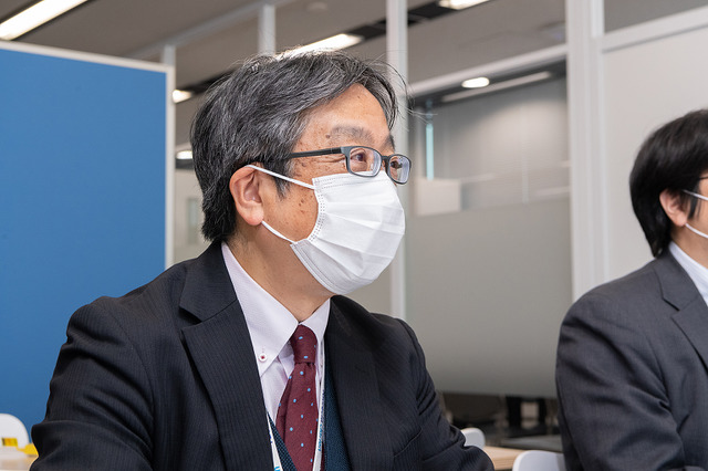 ビジネスグループ戦略ビジネスアライアンス ダイレクター 宮澤浩久氏