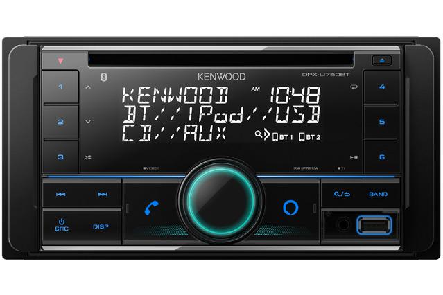 ケンウッド・DPX-U750BT