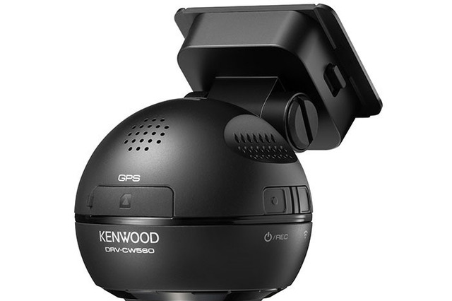 ケンウッド・DRV-CW560