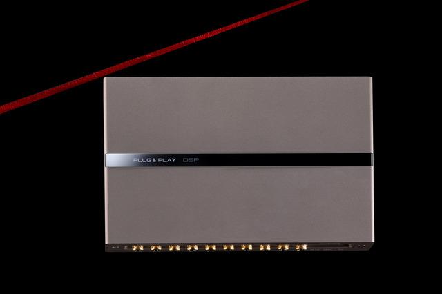 「単体蔵DSP」の一例(プラグアンドプレイ・PLUG&PLAY DSP)。