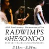 "『RADWIMPSのHESONOO Documentary Film』 - (C) 2016""HESONOO""FILM PARTNERS"