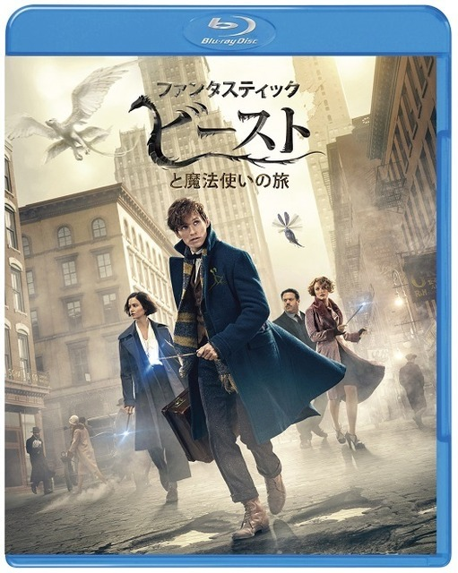 『ファンタスティック・ビーストと魔法使いの旅』ブルーレイ&DVDセット (c) 2016 Warner Bros. Ent. All Rights Reserved. Harry Potter and Fantastic Beasts Publishing Rights (c) JKR.