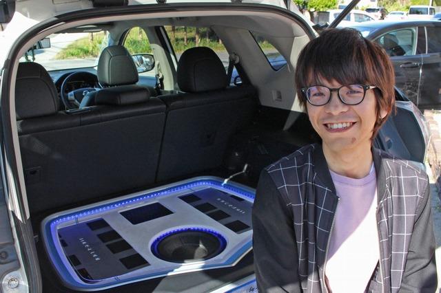 待望の3ウェイの導入で楽しいオーディオライフを送っているというオーナーの伊藤さん。
