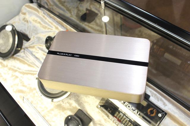 10ch/8ch DSP Driver、PLUG & PLAY 1080(仮称)。