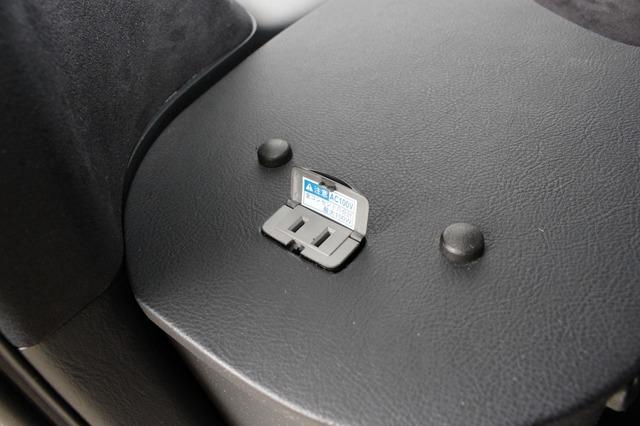 オーディオボードの後端には100Vの電源ソケットを設置。ゲートを開けた車外でも使えるレジャー向けの装備と言えるだろう。