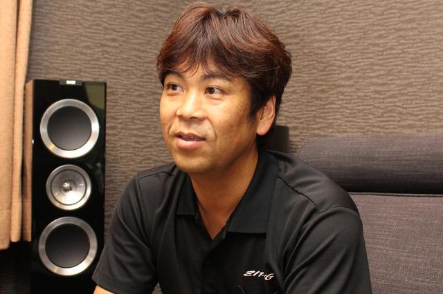 サウンドステーション ジパング代表 道祖尾氏