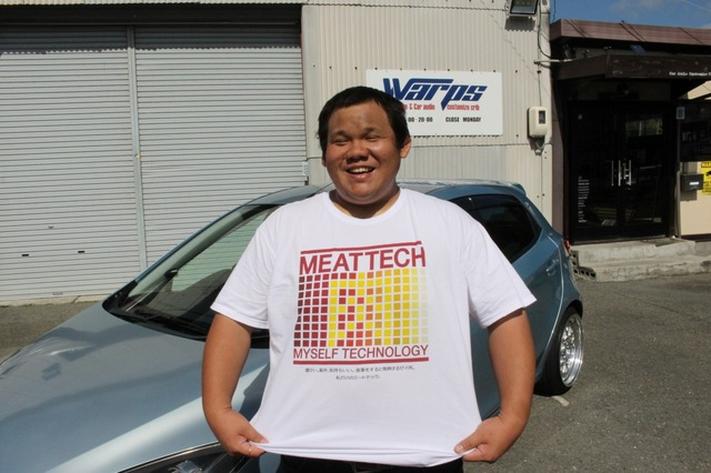 メインのオーディオカーとは別に通勤用のセカンドカーを作ったオーナーの谷崎さん。しかし音へのこだわりはレベルが高かった。
