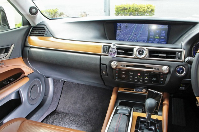 car audio newcomer! レクサス GS450h(オーナー:秋山純一さん) by  東京車楽 前編