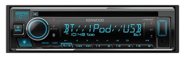 KENWOOD 1DINメインユニット U381BT 価格:オープン