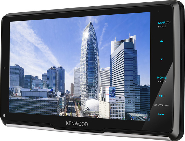 KENWOOD 彩速ナビ MDV-M907HDF 価格:オープン