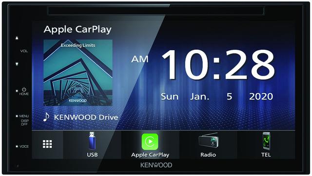 KENWOOD ディスプレイオーディオ DDX5020S 価格:オープン