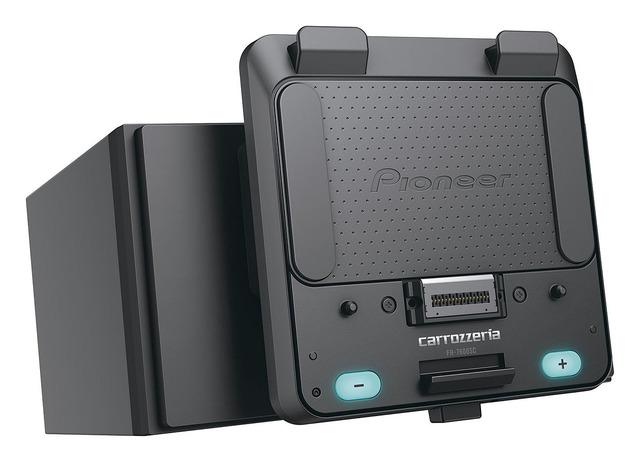 カロッツェリア・2Dメインユニット・FH-7600SC+タブレット・SDA-700TAB