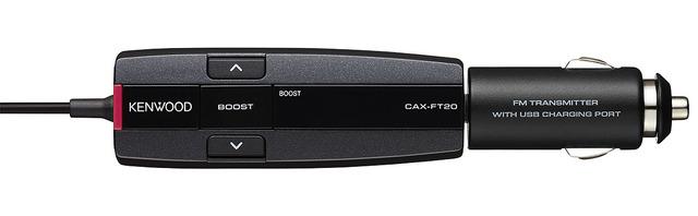 ケンウッド・CAXFT20-B