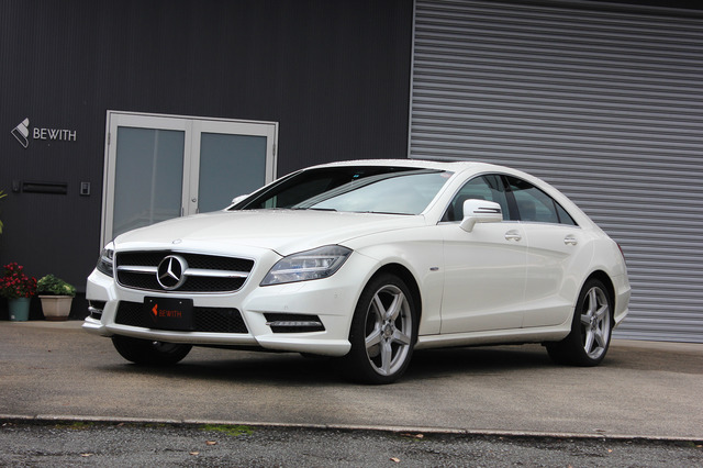 Mercedes-Benz CLS byビーウィズ