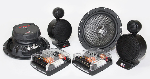 MTX AUDIO・IP663